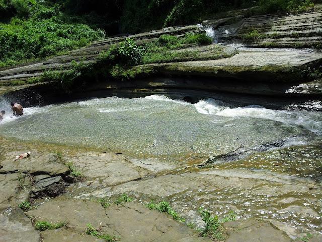 Shoilo Propat Waterfall