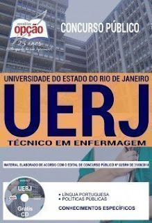 Apostila Concurso UERJ 2019 PDF Download