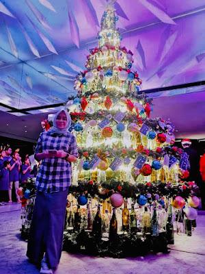 Festivities At Le Meridien Kota Kinabalu