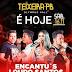 Acontece hoje shows com Louro Santos,  Encantu's e Bibi Moral,  em Teixeira