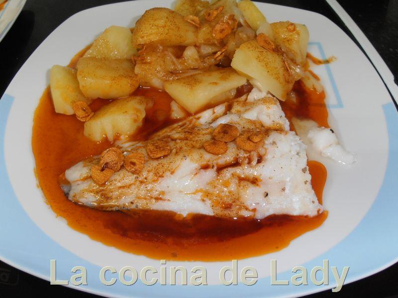 La Cocina De Lady Bacalao Fresco A La Gallega Termomix