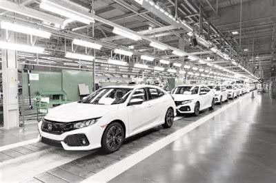 Sebagian Produksi Honda Di Inggris Pindah Ke Jepang, Dengan Alasan ini ?