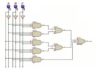 كيفية تصميم نظام رقمي بسيط