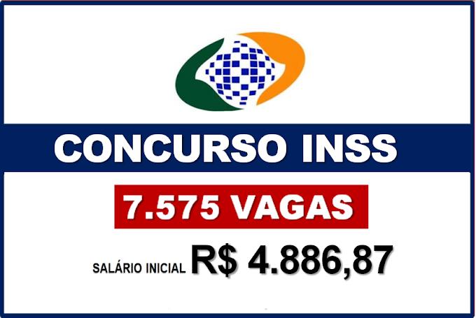 Concurso INSS: vagas de técnico serão para nível médio com salário de R$ 5.400. Saiba Mais