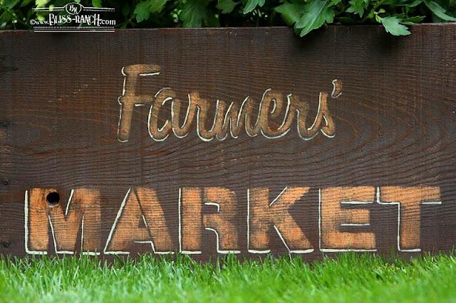 Farmers Market Crate Trash To Treasure Bliss-Ranch.com