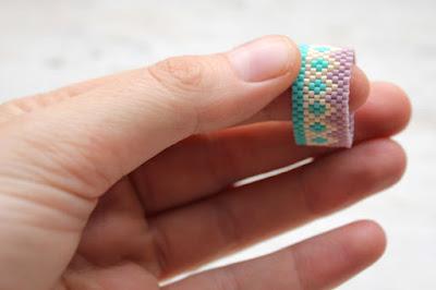 кольца в стиле этно купить кольца этнические украшения из бисера