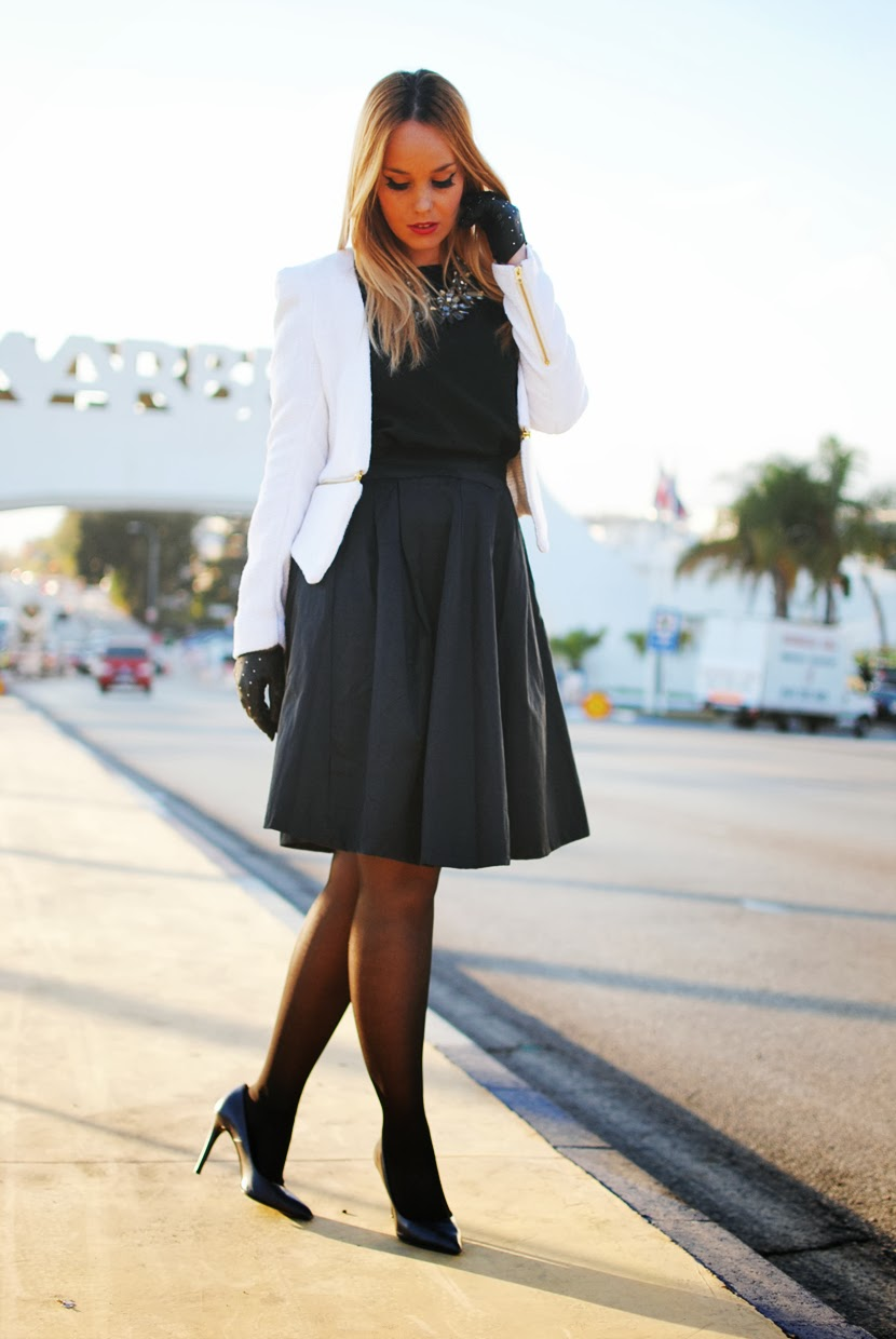 nery hdez, zara necklace, tideshe, nowistyle, gloves, marbella, puente marbella