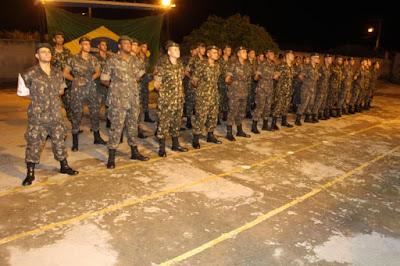Brumado: Tiro de Guerra 06/024 forma nova turma de atiradores