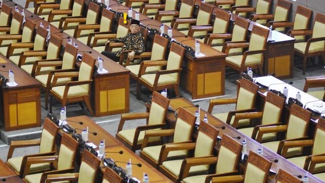 Wakil Rakyat Butuh Ruangan, Anggaran DPR Ditambah jadi Rp 5,11 Triliun