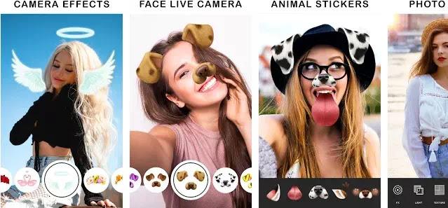 Aplikasi Stiker Selfie di Android & iOS-4