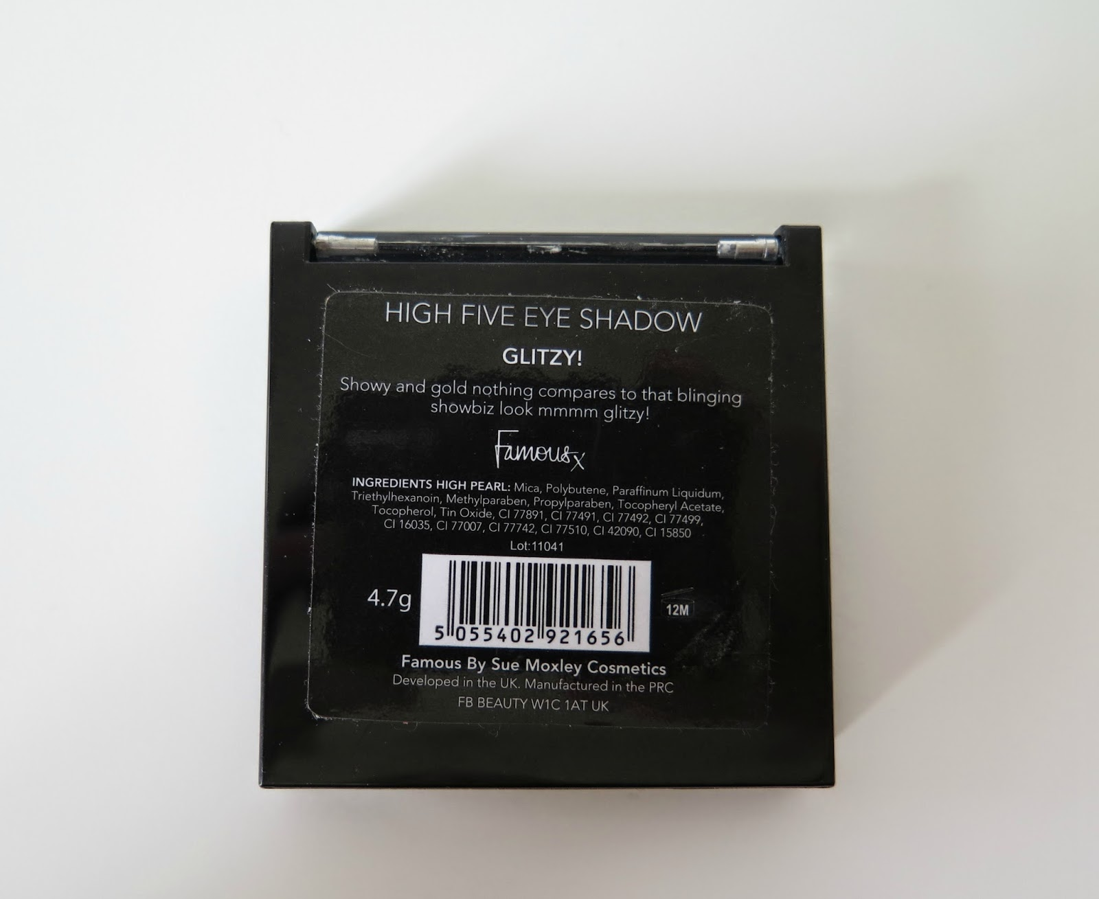 High Five eye shadow