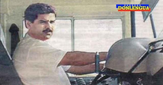 Ex-jefe de Maduro revela que era un vagabundo cuando trabajaba como autobusero