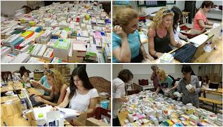 Οι πολίτες της Πιερίας στηρίζουν το Κοινωνικό Φαρμακείο με όλες τους τις δυνάμεις!