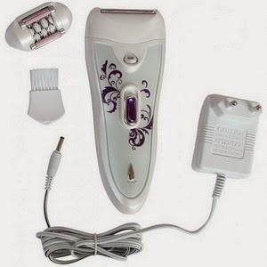 Semua dalam satu depilator dan wanita pencukur solusi lengkap untuk  perawatan tubuh Anda. Jenis dan bentuk ergonomis dengan unsur-unsur  sentuhan lembut . ebbe655caf