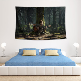 The Last Of Us Wall Art For Decoration