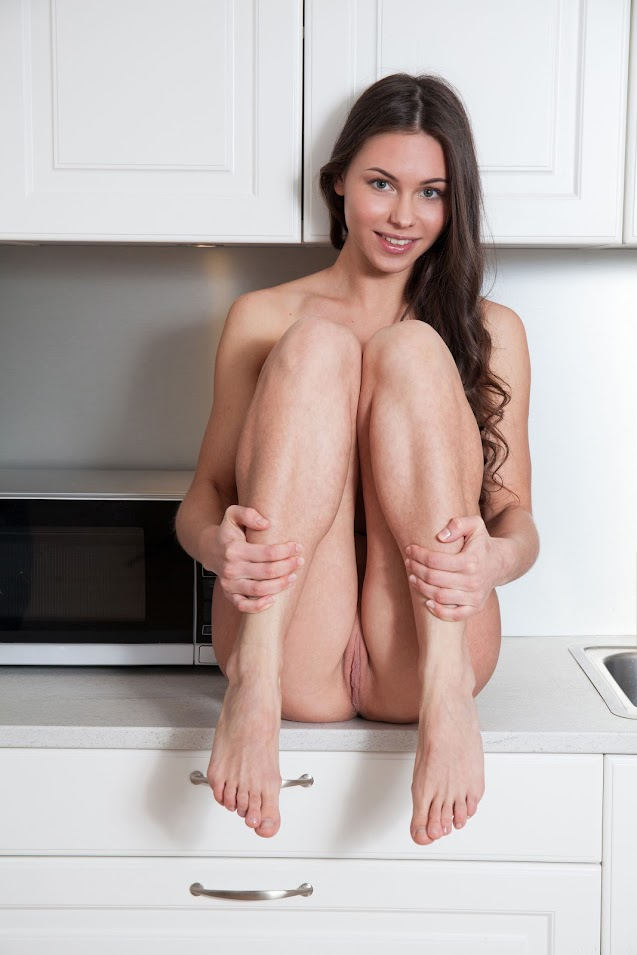 MetArt Alina Valera Kitchen Fun