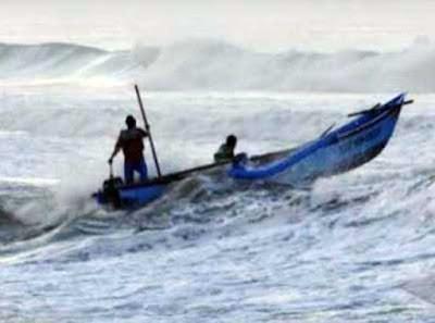 Nelayan Diimbau Waspadai Gelombang Tinggi Laut Arafura