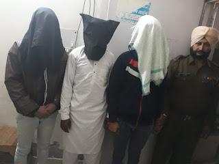 एनआईटी में 13 वर्षीय नाबालिक दुष्कर्म के मामले में पुलिस ने तीनों ओर आरोपियों को किया गिरफ्तार