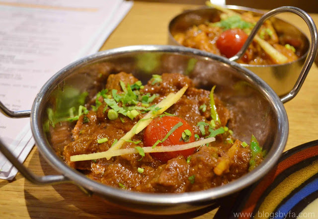 Hankies Cafe Halal Indian Soho