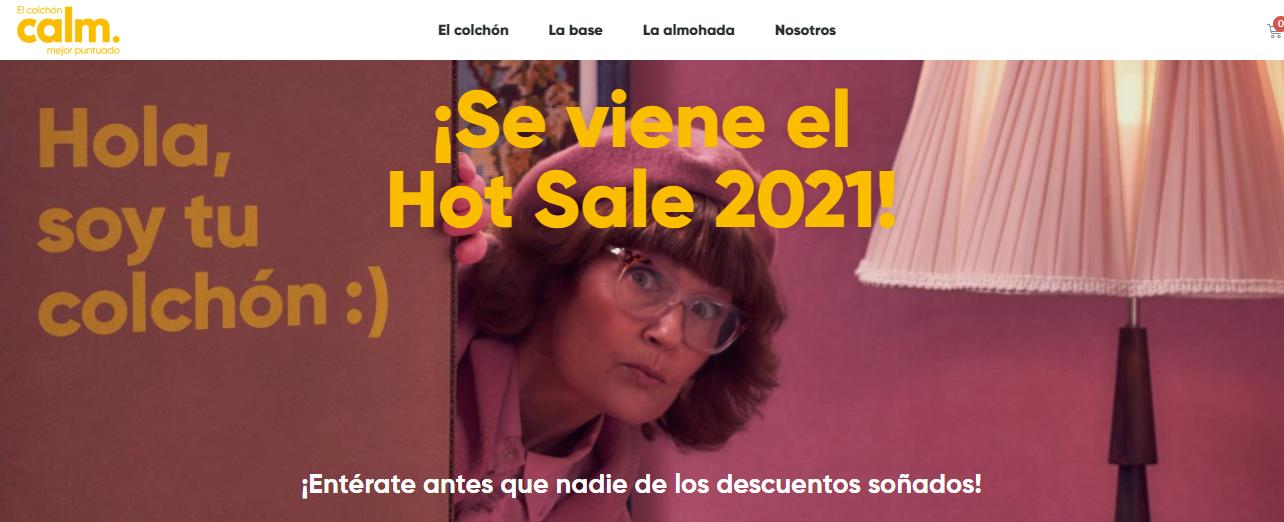 Promo Calm Colchones Hot Sale 2021