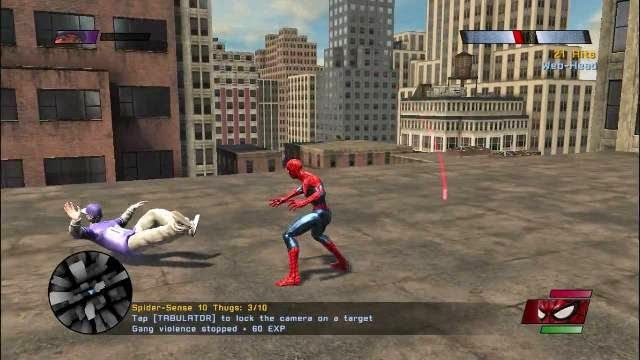 Spider-Man Web of Shadows (PC) Free Download Full Version ...