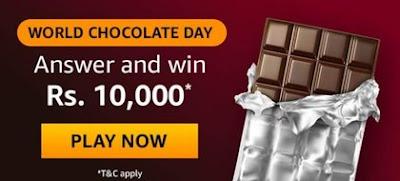 World Chocolate Day Quiz Answers