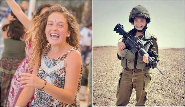 Dihujat Sedunia, Begini Kondisi Rebecca Yang Disebut Penembak Paramedis Palestina
