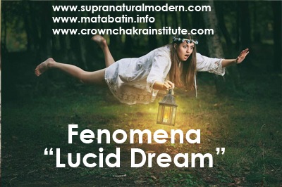 Fenomena Lucid Dream