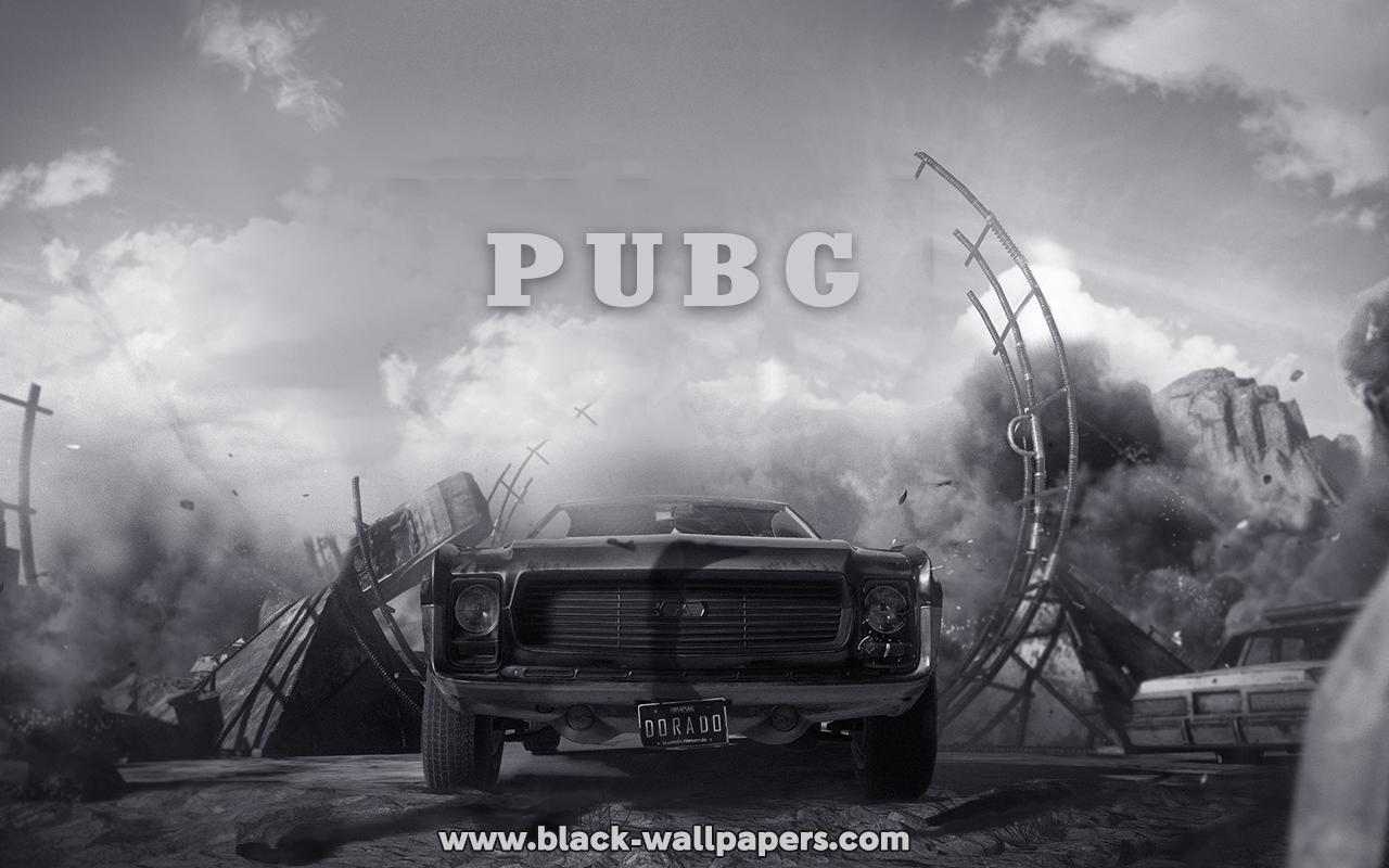 pubg dark wallpaper