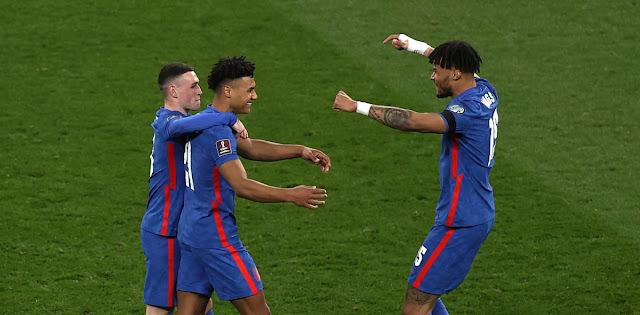 England vs San Marino Highlights