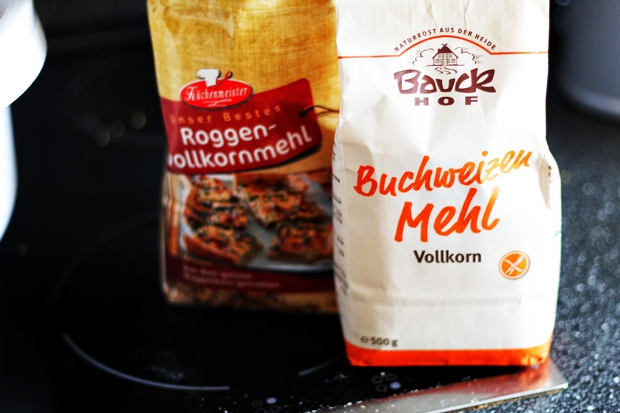 buchweizen roggenmehl vegan cook with me monday my berlin fashion