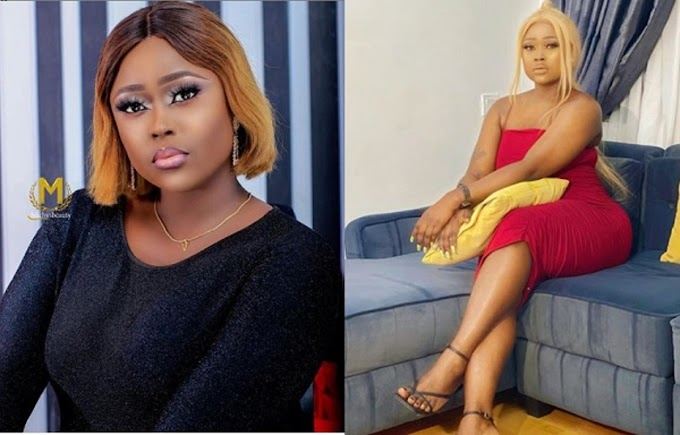 Nollywood actress, Iheme Nancy says her dog's more loyal than her friends