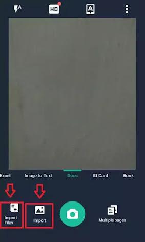 camscanner se pdf kaise banaye