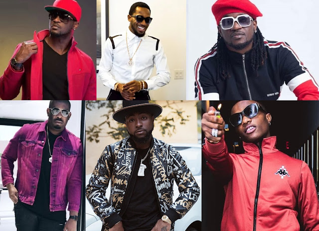 Top 5 Nigerian-International Music Collaborations Of All-Time