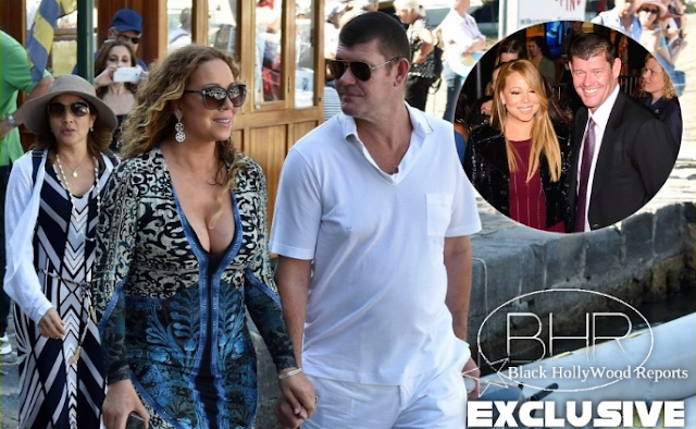 Mariah Carey And Fiance James Packer Ends Engagement !!!