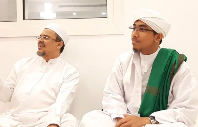 Pertemuan Habib Rizieq dan Ustaz Maaher di Rutan Sebelum Meninggal
