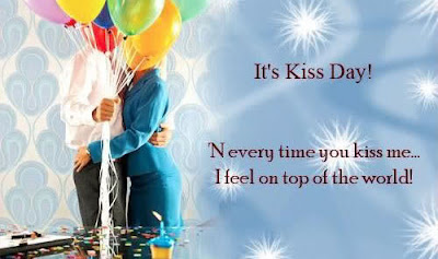 Happy Kiss Day Wallpaper 2016