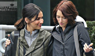 alex danvers lesbian girlfriends maggie sawyer wallpaper screensaver image picture poster