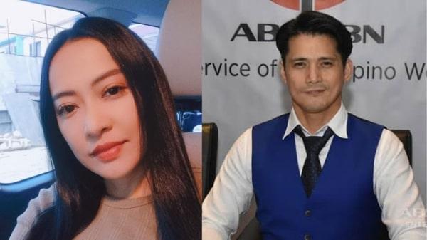 Mocha Uson denies she's pregnant with Robin Padilla