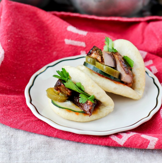 Slow Cooker Chinese Barbecue Pork {Char Sui}