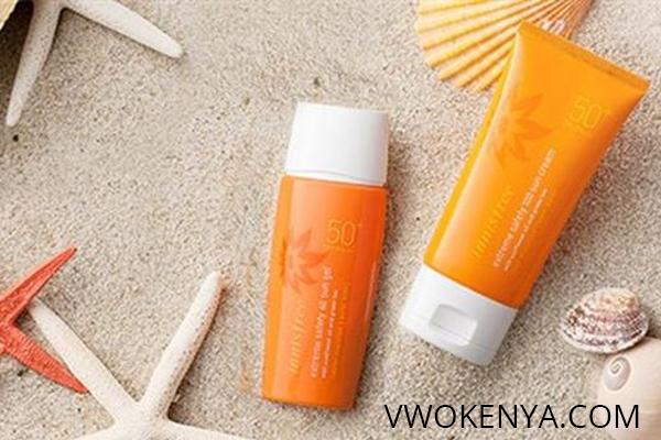 Kem chống nắng innisfree cho da nhạy cảm Extreme Safety 60 Sun Gel SPF50+PA+++