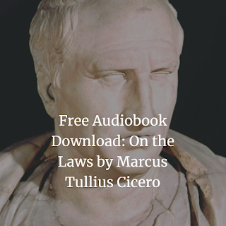 Free Audiobook Download: On the Laws by Marcus Tullius Cicero