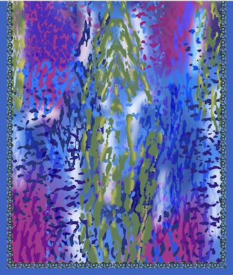 Lavanya-Geometric-Textile-Kaftan-66-Back