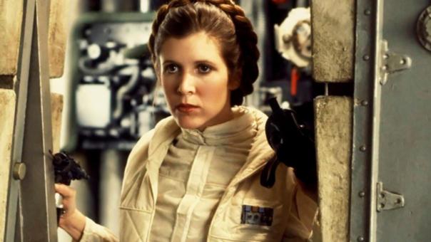 Muere Carrie Fisher, Princesa Leia en Star Wars, a los 60 años