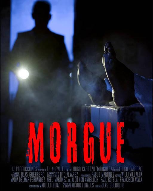 """Terrorífico tráiler de """"Morgue"""" (2019), lo nuevo del director paraguayo Hugo Cardozo"""