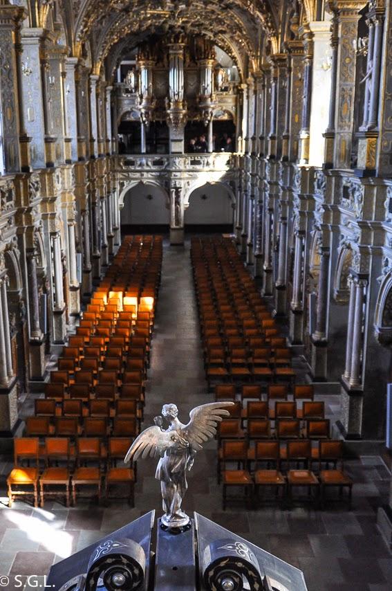 Fotografia de la Iglesia del castillo de Frederiksborg