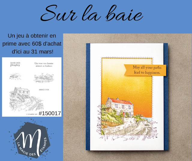 Prime Sale-a-bration Sur la baie Stampin' Up! 2019