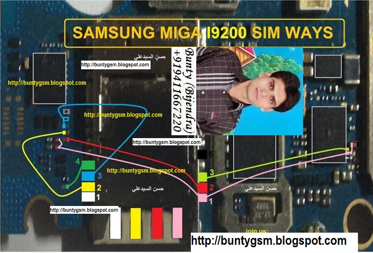 Samsung GT-I9200 No Sim Card Problem Solution Sim Ways - IMET ...
