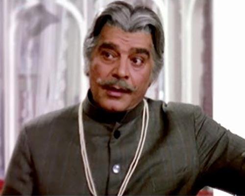 best bollywood villains lion kalicharan ajit khan