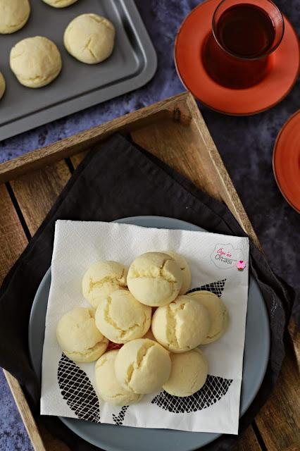 nişastalı çatlak kurabiye